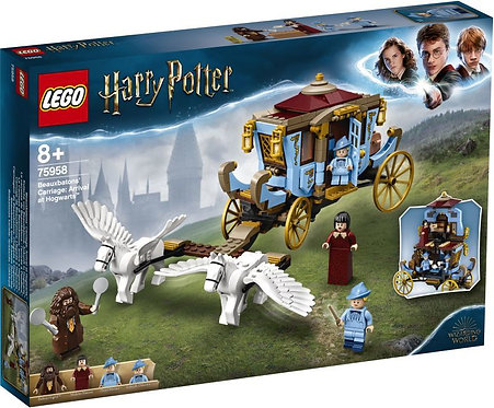 LEGO 75958 HARRY POTTER - Breauxbatons Carriage Arrival At Hogwarts