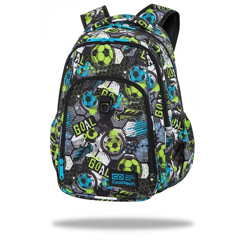 COOLPACK - STIKE L - BACKPACK - FOOTBALL