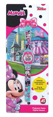MINNIE DIGITAL WATCH
