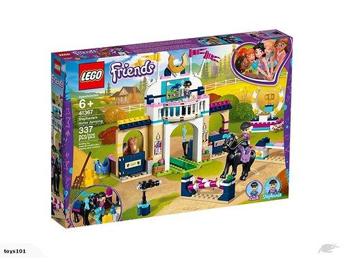 LEGO 41367 FRIENDS - Stephanie's Horse Jumping
