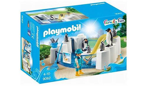PLAYMOBIL 9062 FAMILY FUN - Penguin Enclosure