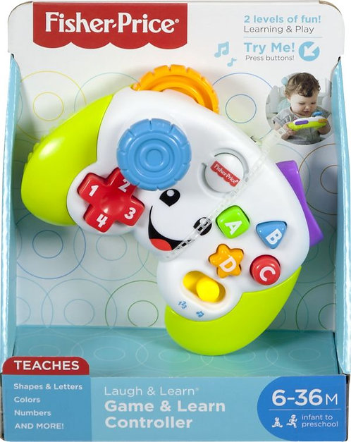 FISHER-PRICE LAUGH N LEARN CONTROLLER (FWG22)