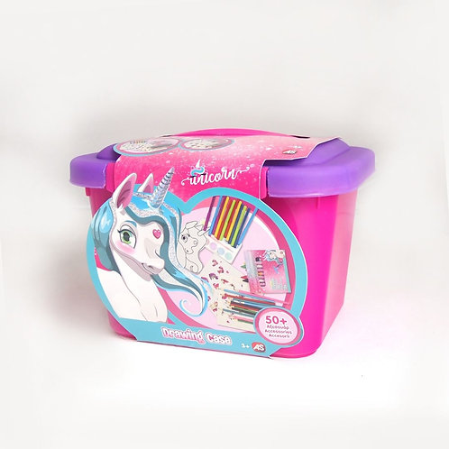 UNICORN DRAWING CASE (1023-77201)