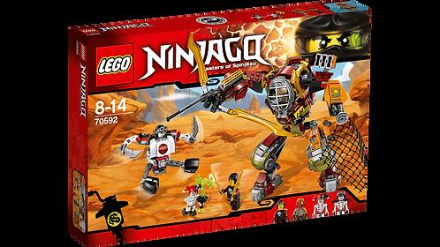 LEGO 70592 NINJAGO - Salvage M.E.C.