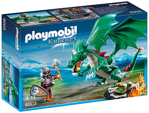PLAYMOBIL 6003 KNIGHTS - Great Dragon