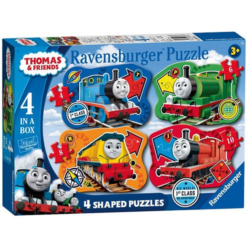 RAVENSBURGER MY FIRST PUZZLES 4/6/8/10 PCS THOMAS AND FRIENDS