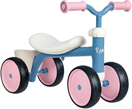 SMOBY ROOKIE RIDE-ON PINK (7/721401)
