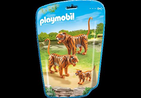 PLAYMOBIL 6645 CITY LIFE - Tiger Family