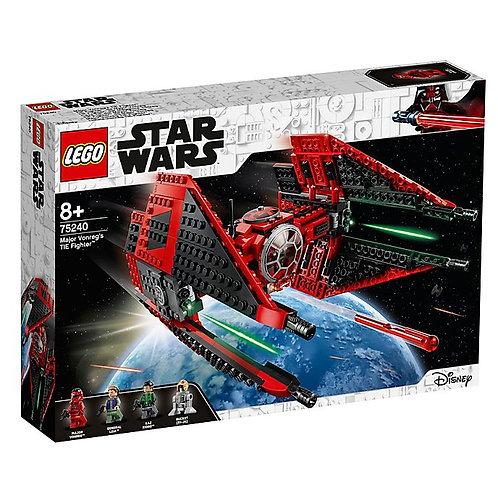 LEGO 75240 STAR WARS - Major Vonreg's TIE Fighter™
