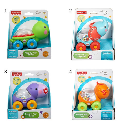 FISHER-PRICE POPPITY POP (BGX29)