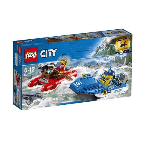 LEGO 60176 CITY - Wild River Escape