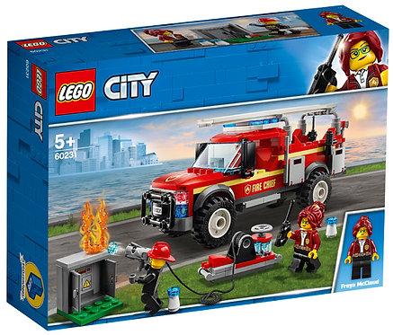 LEGO 60231 CITY - Fire Chief Response Truck