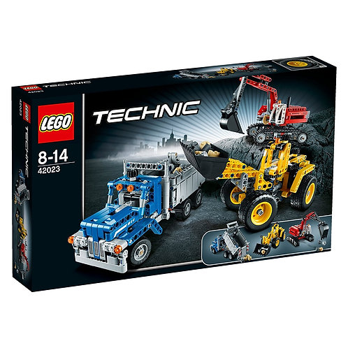 LEGO 42023 TECHNIC - Construction Crew