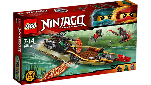 LEGO 70623 NINJAGO - Destiny's Shadow