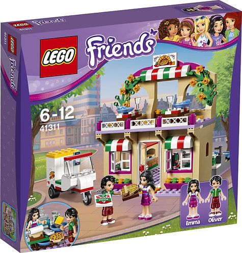 LEGO 41311 FRIENDS - Heartlake Pizzeria