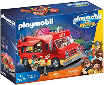 PLAYMOBIL 70075 THE MOVIE - Del's Food Truck