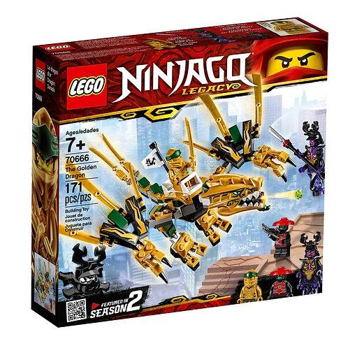 LEGO 70666 NINJAGO - Lego The Golden Dragon