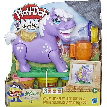 PLAY-DOH NAYBELLE SHOW PONY (E6726)
