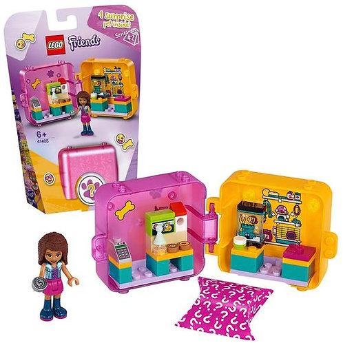 LEGO 41405 FRIENDS - Andrea's Shopping Play Cube