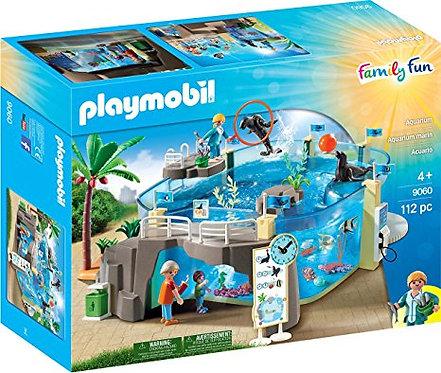 PLAYMOBIL 9060 FAMILY FUN - Aquarium