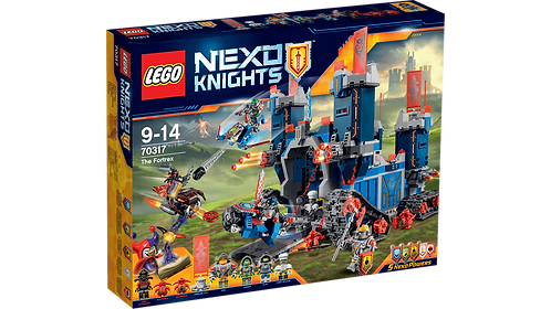 LEGO 70317 NEXO KNIGHTS - The Fortrex