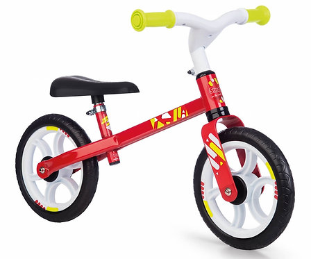 SMOBY - FIRST BIKE RED (7/770204)