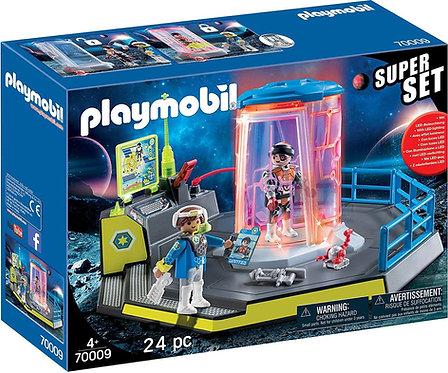 PLAYMOBIL 70009 SUPER SET - Galaxy Police Rangers