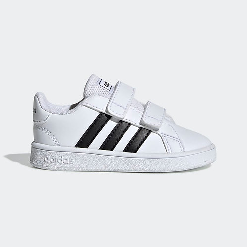ADIDAS GRAND COURT SHOES (EF0118)