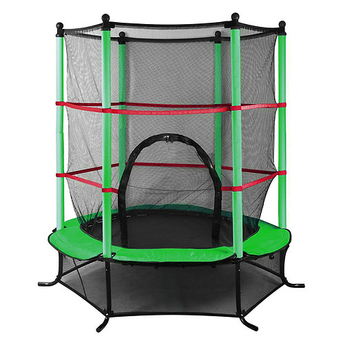 OZZY TRAMPOLINE WITH SAFETY NET 4.5FT