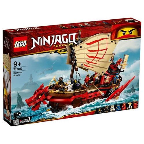 LEGO 71705 NINJAGO - Destiny's Bounty
