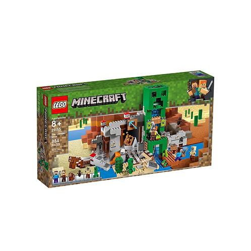 LEGO 21155 MINECRAFT - The Creeper Mine