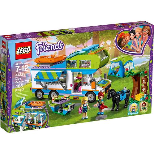 LEGO 41339 FRIENDS - Mia's Camper Van