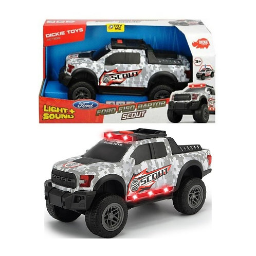 DICKIE FORD F150 RAPTOR - SCOUT (203756000)