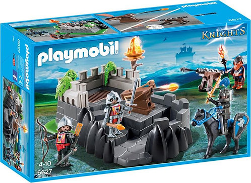 PLAYMOBIL 6627 KNIGHTS - Dragon Knights' Fort