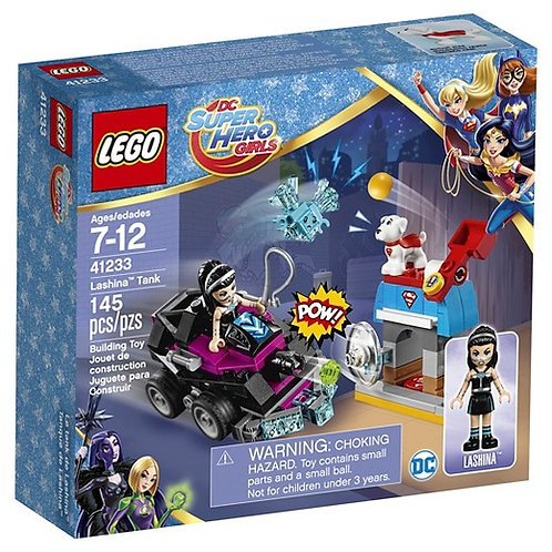 LEGO 41233 SUPER HERO GIRLS - Lashina™ Tank
