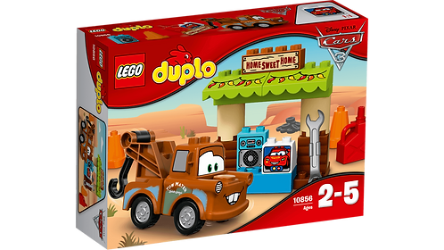 LEGO 10856 DUPLO - Mater´s Shed
