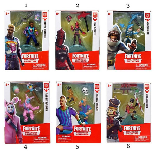 FORTNITE MINI FIGURE WAVE 2 (FRT12100)