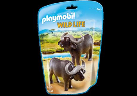 PLAYMOBIL 6944 WILD LIFE - Water Buffaloes