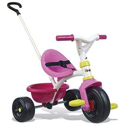 SMOBY - BE FUN PINK TRICYCLE (7/740322)