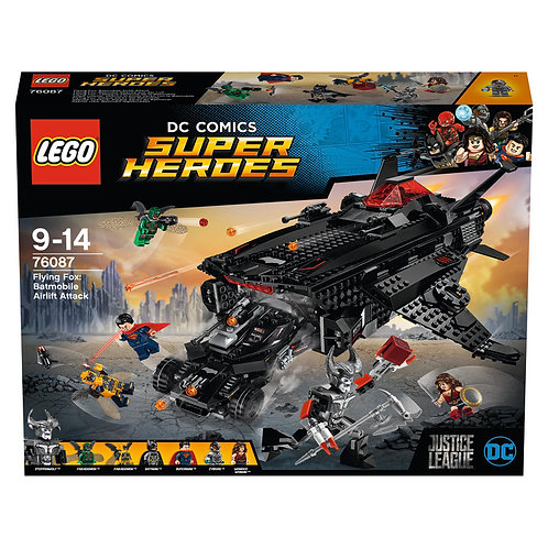 LEGO 76087 SUPER HEROES - Flying Fox: Batmobile Airlift Attack