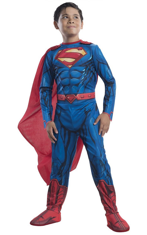SUPERMAN CHILDREN CARNIVAL COSTUME