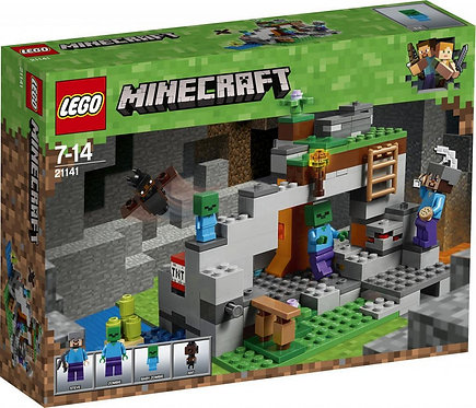 LEGO 21141 MINECRAFT - The Zombie Cave