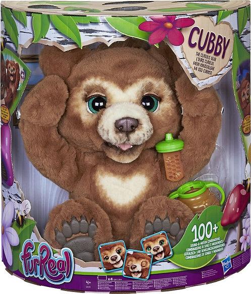 FURREAL CUBBY THE CURIOUS BEAR (E4591)