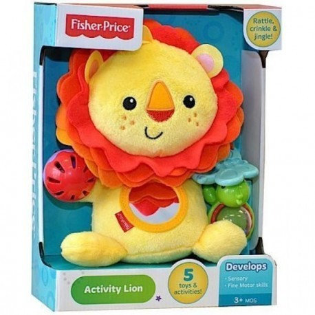 Fisher-Price Activity Lion (CGN89)