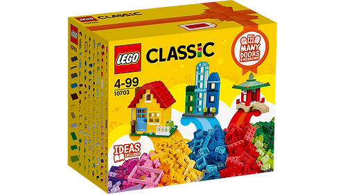 LEGO 10703 CLASSIC - Creative Builder Box