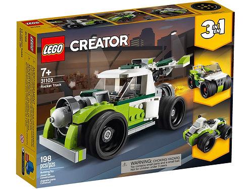 LEGO 31103 CREATOR - Rocket Truck