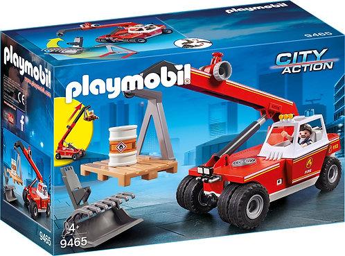 PLAYMOBIL 9465 CITY ACTION - Fire Crane