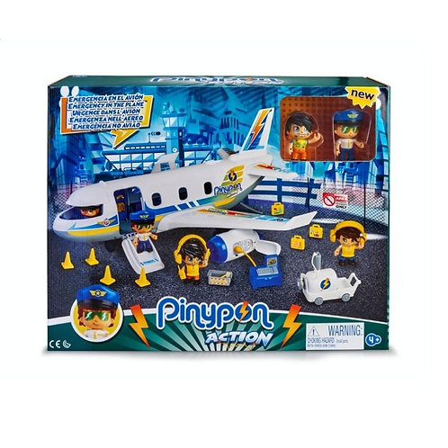 PINYPON ACTION AIRPLANE SKY ADVENTURES (700015149)