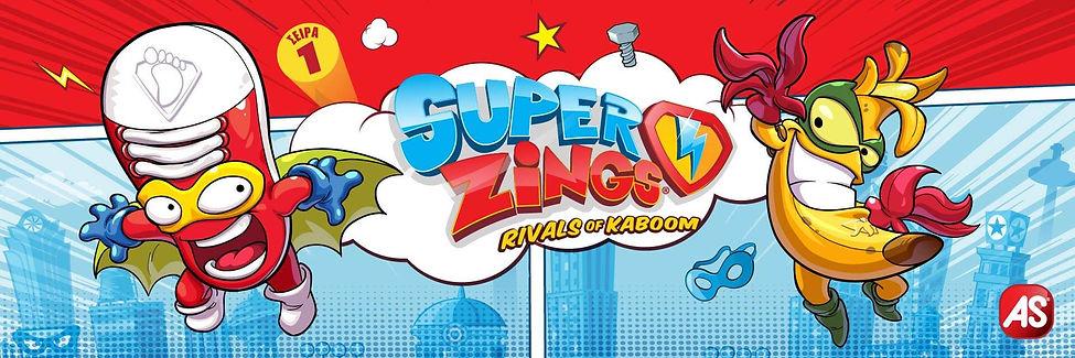 SuperZings toys