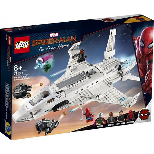 LEGO 76130 MARVEL - Stark Jet and the Drone Attack